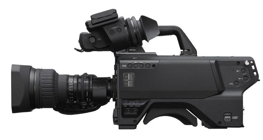 Sony er nu parate med deres HDC3500
