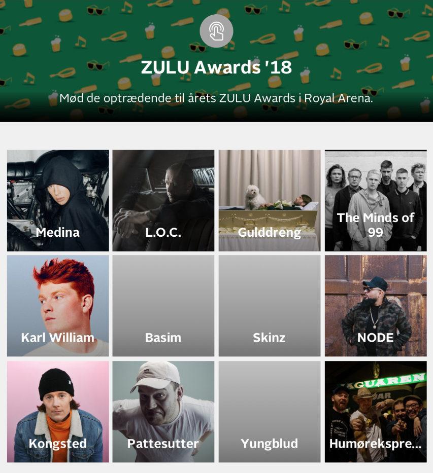 fdb186d224e Er du marginalt uvidende om hvad der kommer til at ske ved det kommende Zulu  Awards 2019, er der hele 12 kategorier som der afholdes awards for og om.