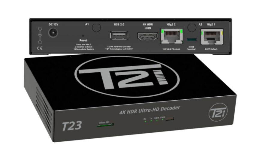 Vitec har lige købt T-21 Technologies og Syrp