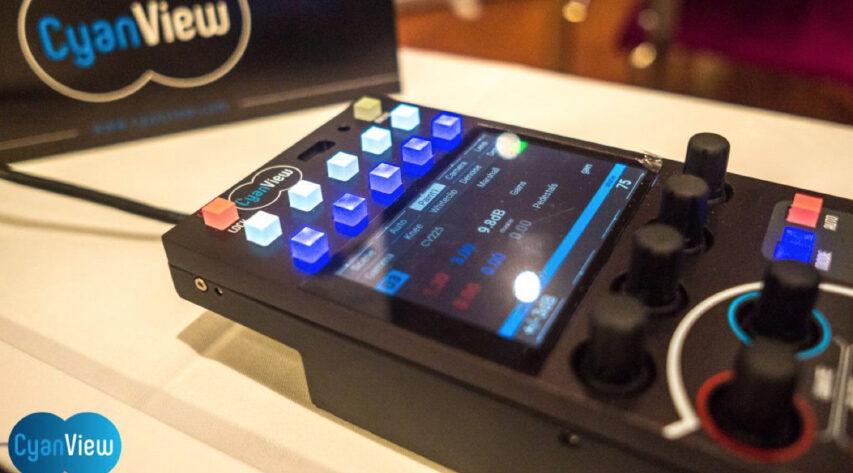 Panasonic har netop frigivet ny firmware til deres EVA1 - mange nye features