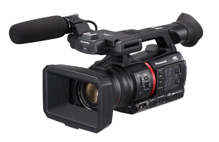 Panasonic ude med nye VJ og corporate camcorder i februar - er født til at streame via indbygget IP over RTSP og RTMP protokollerne