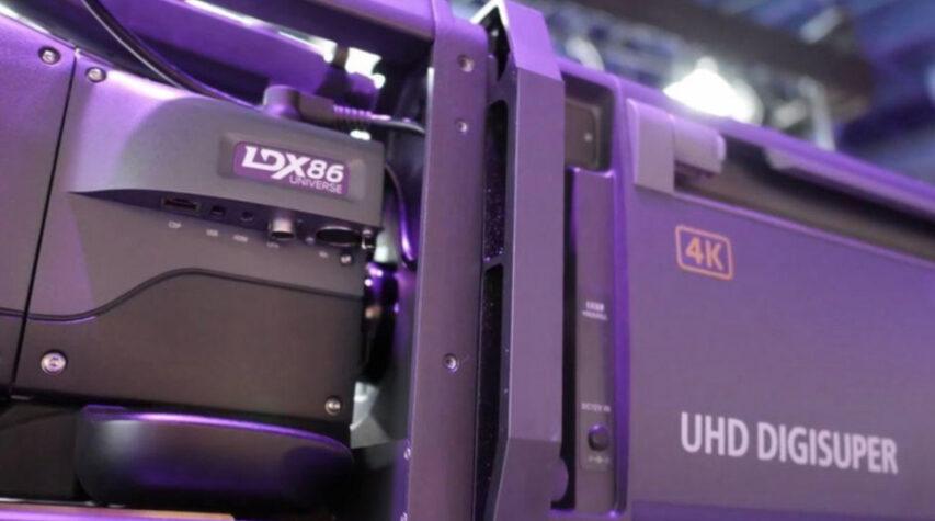 NEP Europe købte lige 75 4K UHD HDR kameraer af Grass Valley