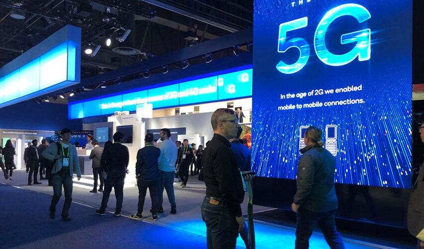 5G betyder at alle kan streame i ekstremt høj kvalitet over en mobiltelefon