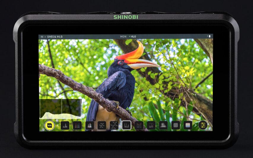 Ny ren monitor fra Atomos - kan HDR 1000 Nits og lidt til