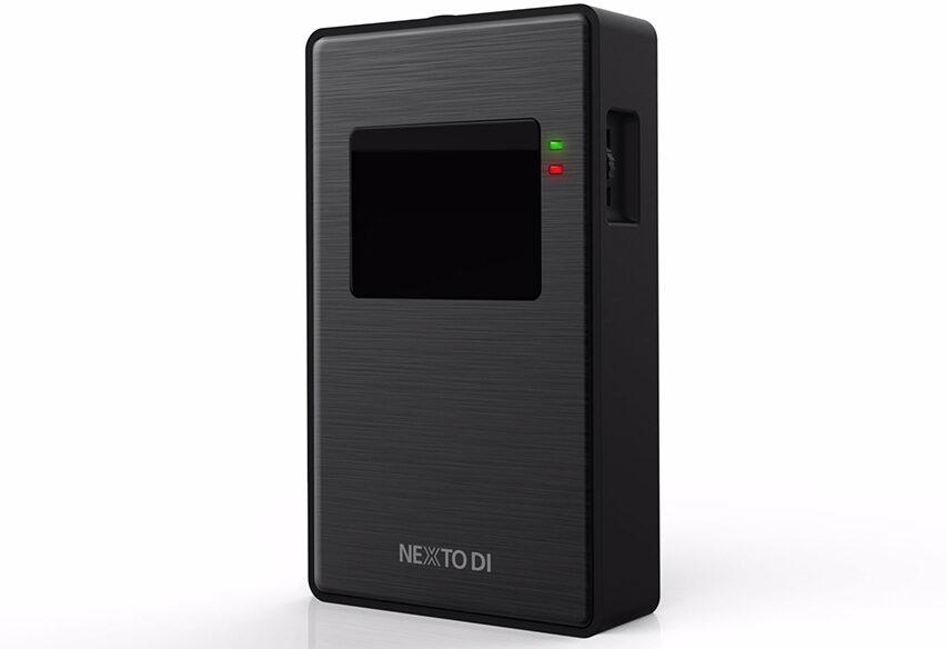 TVLogic monitor med 3600nits lys bliver vist frem på NAB2019