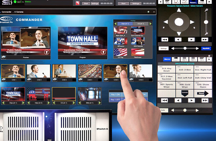 Multimaskiner der kan IP HDMI og SDI samt streams rammer markedet i 2019
