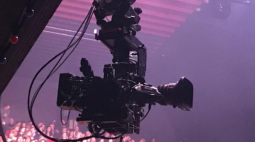 Panasonic VariCam er på vej ind på 4K koncertmarkedet - her på en 12Cam koncert fra Paris
