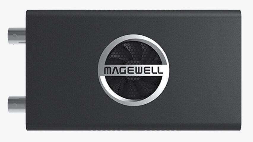 Magewell ude med ny mini encoder og decoder - gør NDI til en leg