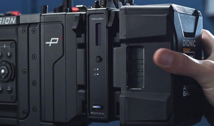 Teradek ude med vildt wireless system - prisen er høj