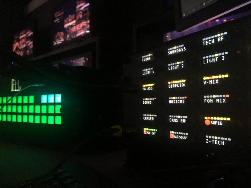 Fjord Film er gået totalt Riedel - de har investeret i en komplet Riedels MediorNet og Artist løsning der kan alt