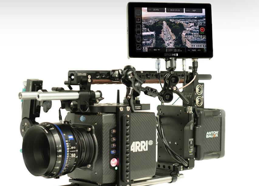 owerlay monitorerne er kommet - starter på Arri og kommer til andre senere - fuld kamera kontrol og 1800 nits