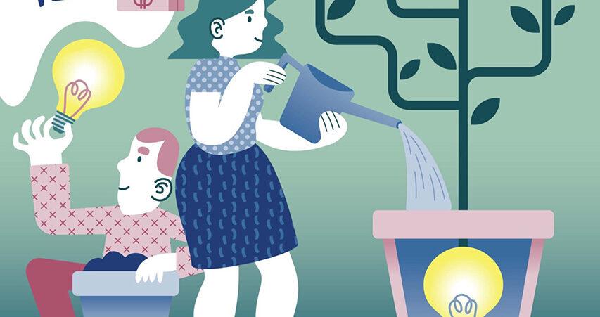 VKO ude med 28 punkter der skal hjælpe de kreative erhverv med at udvikle sig