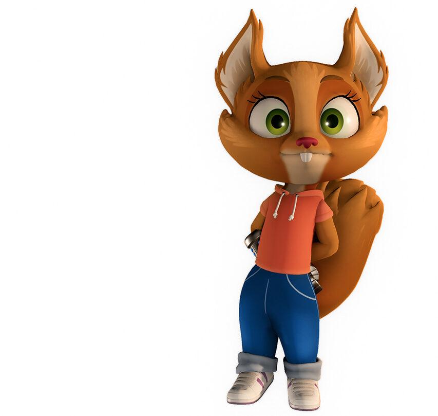 Fixi bliver til ny TV serie il de 5-8 årige på Viaplay og virtuel guide i menuerne
