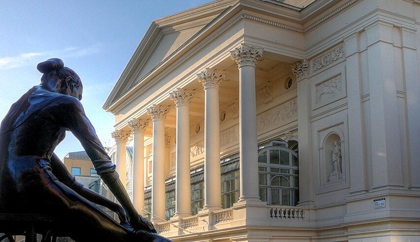 ROH The Royal Opera House har netop investeret i vildt ingest og archive system - Danmon har leveret