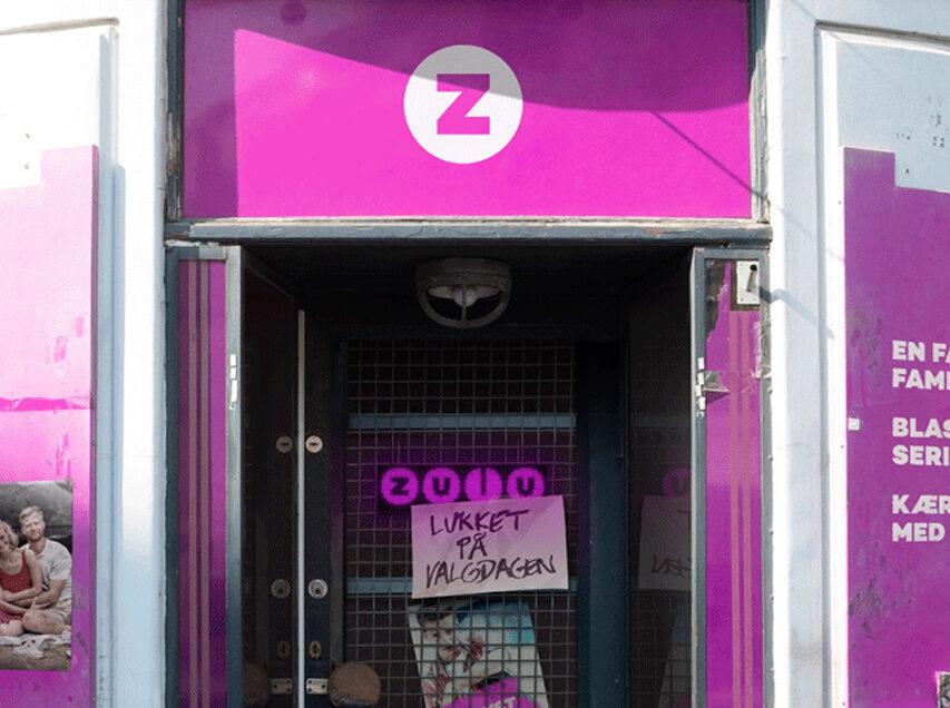 TV2 Zulu lukker frem til klokken 20 på valgdagen - ideen er at deres unge seere skal ud og stemme i stedet for at se Zulu