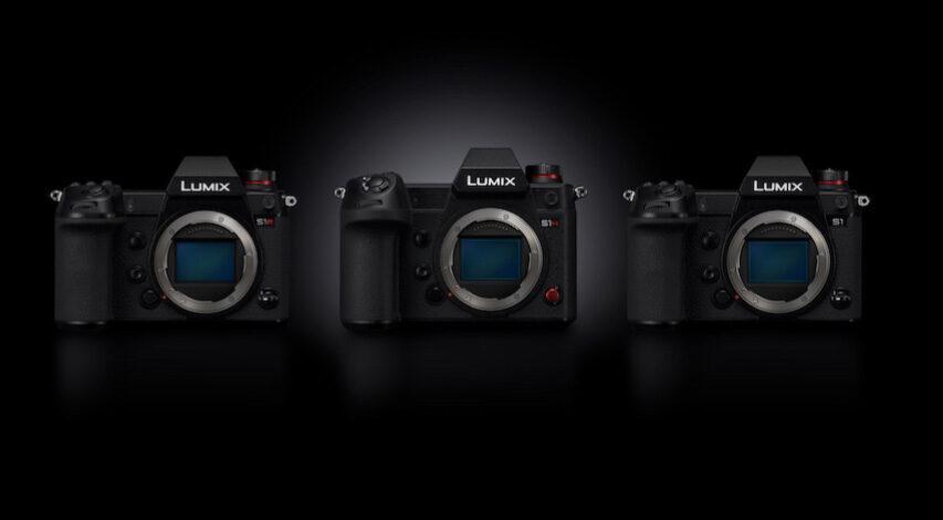Panasonic slipper 4K dollars FF spejlløst S1H der er målrettet videoproduktion