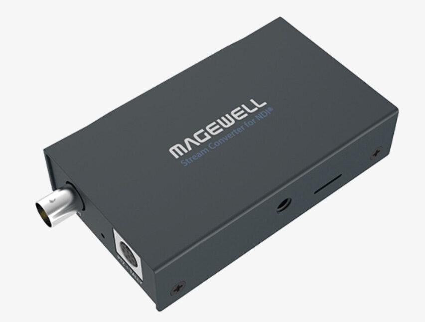 Billig adgang til NDI - Magewell kan hjælpe - introducerer billig serie af encodere