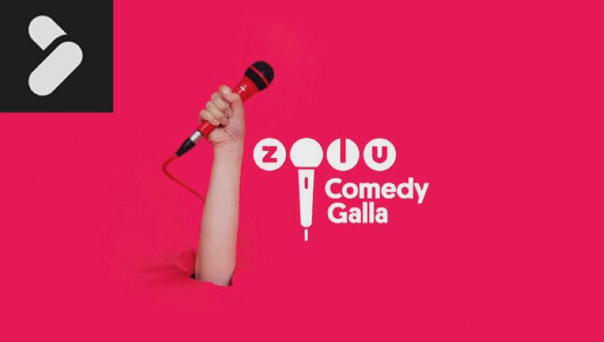 Zulu slutter årets Comedy uge af med et kæmpe show der bliver sendt på Zulu