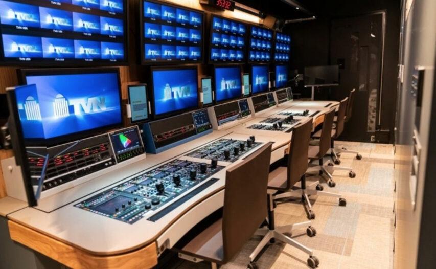 TVn har netop bygget EUs største OB vogn - holder 30 UHD kameraer og kan arbejde i Slog3