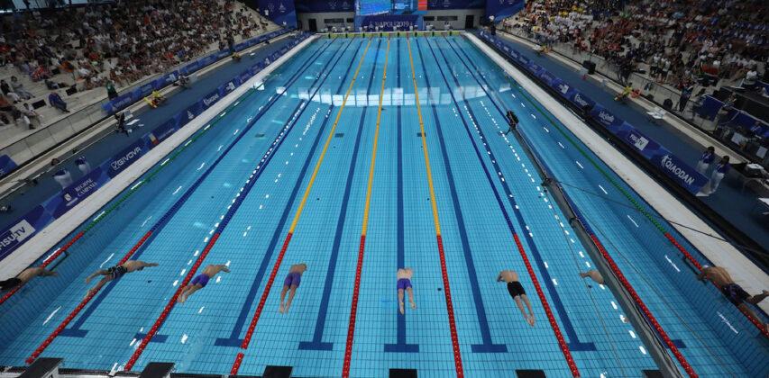 Eurosport har købt en masse svømning - som de sender frem til OL 2020 i Tokyo