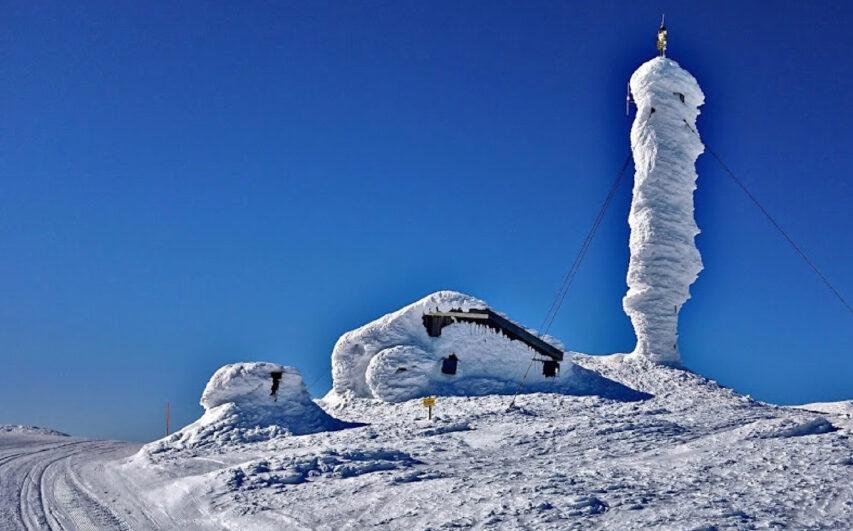 Der er meget koldt i Åre - og så er Nent på vej med en ny serie om lægerne og de varme hænder i området