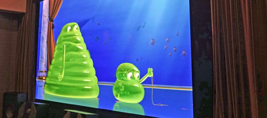 Ny Sony teknologi bag dyr med spændende videovæg eller VideoWall - holder en ekstrem opløsning og giver de vildeste billeder nogensinde