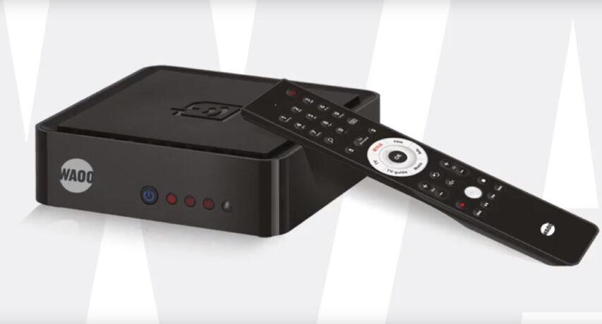 Waoo tilbyder nu også deres kunder Viaplay som en del af deres TV boks oplevelse
