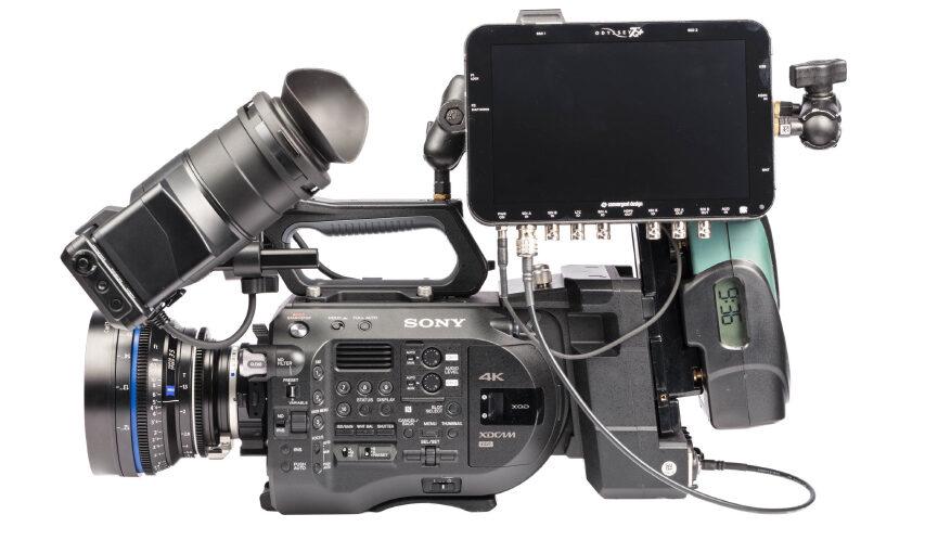 Rygter om et nyt Sony FS7 der skulle ende med at hedder FS9 - eller FX9 - kommer det kommer det til december