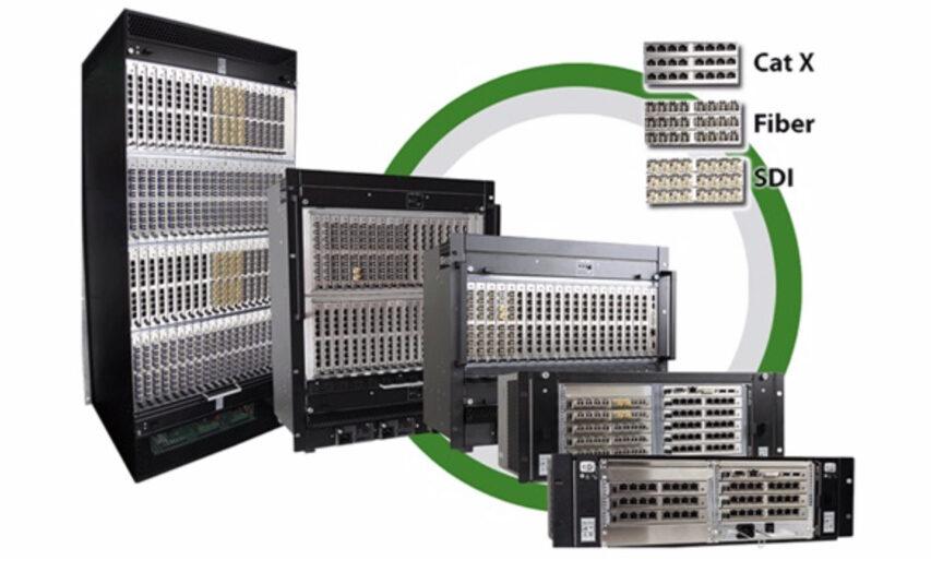 IHSE på vej mod IBC2019 med nyt smart KVM IP modul - der går Remote Produktion til en leg