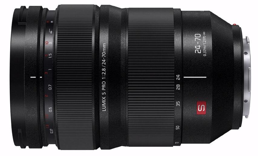 Ny Panasonic Lumix S1H er et Full Frame kamera der kan optage video i 6K