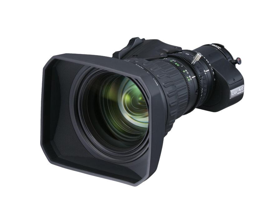Fuji viser et par nye ENG zooms frem på BIRTV - begge er skarpe nok til 4K og hører til i UA serien