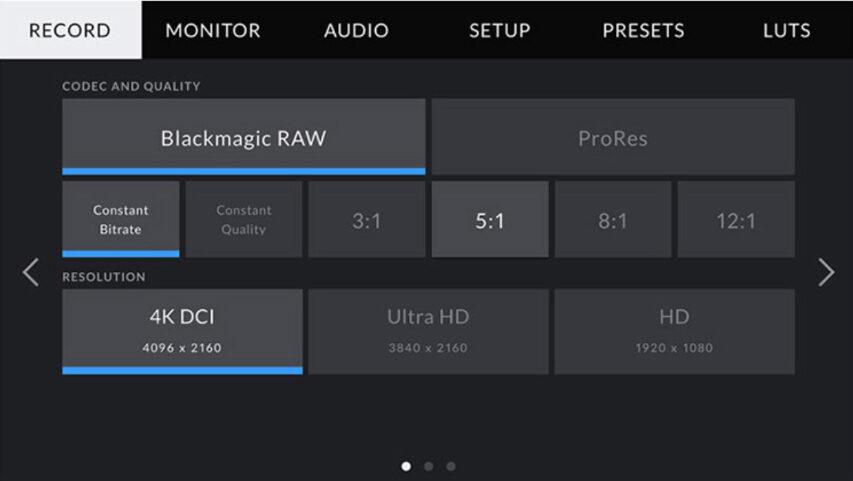 Adobe åbner op for ProRes RAW der fylder som 444 eller HQ versioner af ProRes