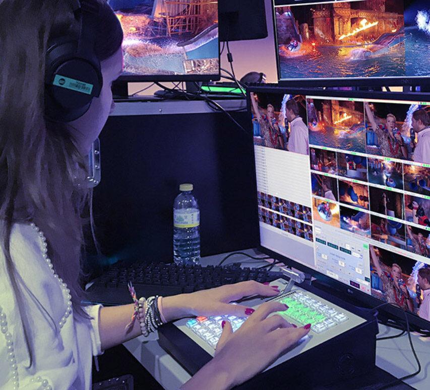 slomoTV har netop sluppet en entry level SloMo løsning der bliver vist frem op IBC2019