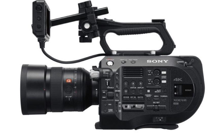 Sony ser ud til at ville tømme deres FS7 mk1 hylder
