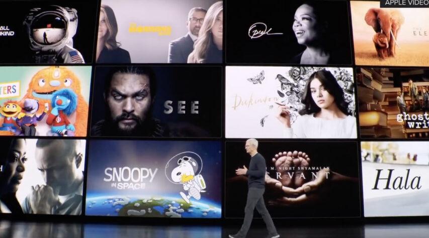 AppleTVPlus kommer til november og ligner et forskelligt produkt fra de andre streamtjenesters tilbud