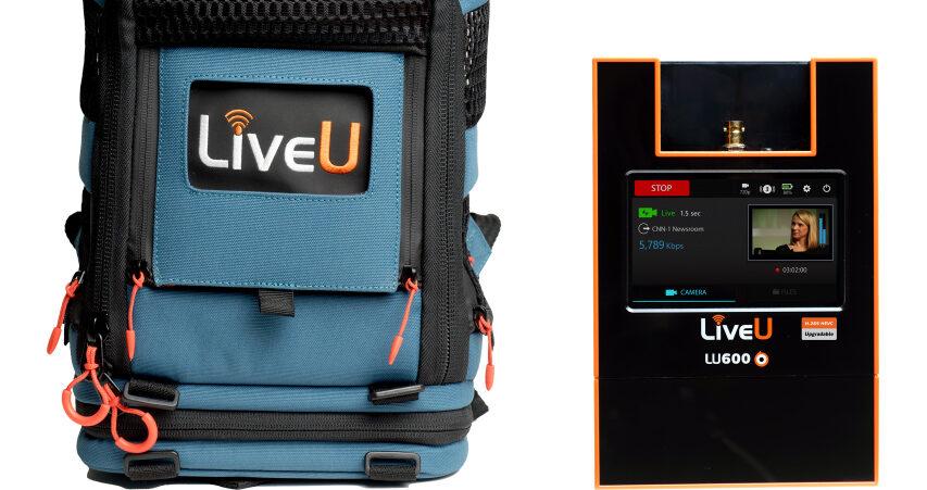 LiveU har netop vist deres 5G løsning frem