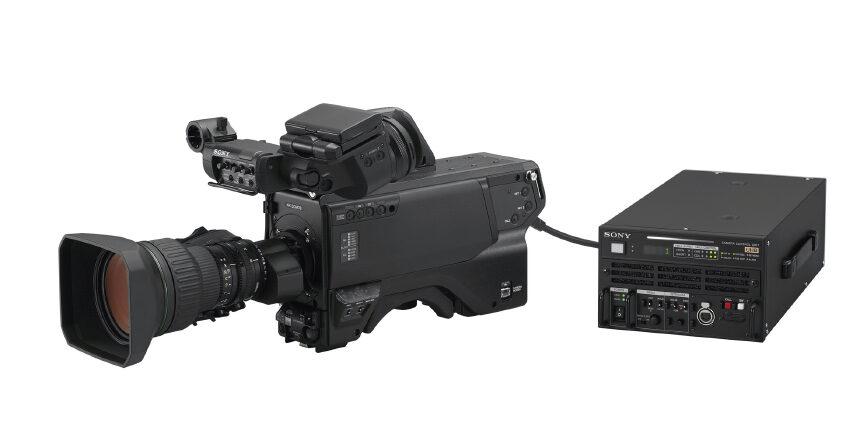 Det kræver sine Sony kameraer - men  så går det også fint med Parallel Ads