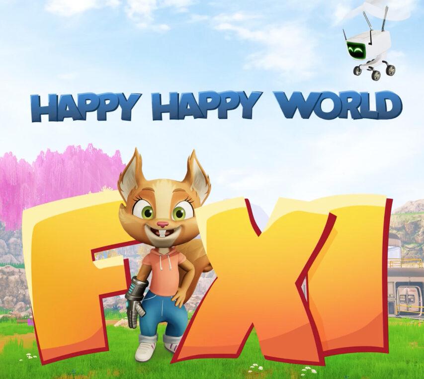 Nent Group på vej med hele 2 sæsoner mere af Fixi - Splay One producerer med StudioV