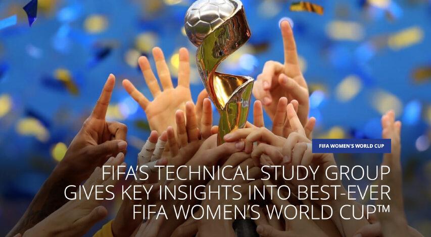 Verdensmester skabet i fodbold for kvinder havde over en milliard seere