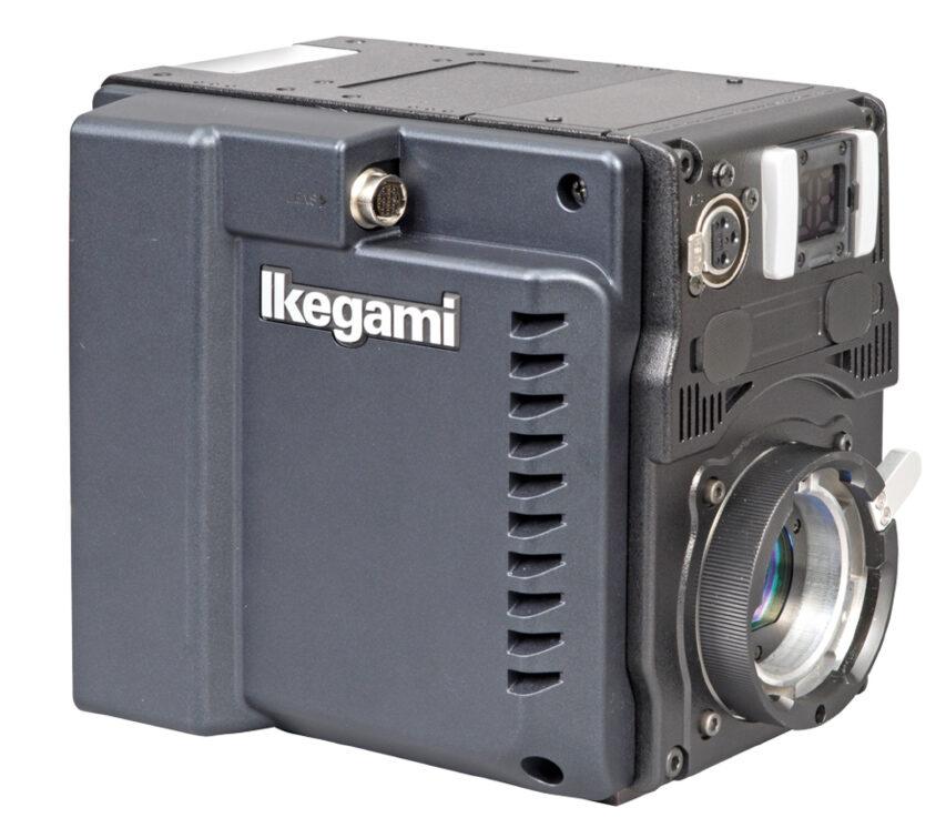 Ikegami på vej med compact kamera der er super heldigt til steadicam