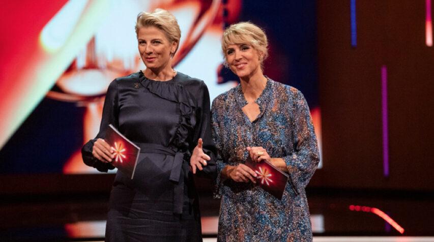 Værterne hyggede igennem under lørdagens store live indsamlings show på TV2
