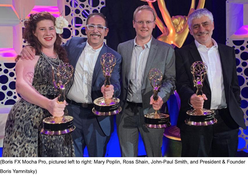 De enkelte teams bag softwaren modtog priserne