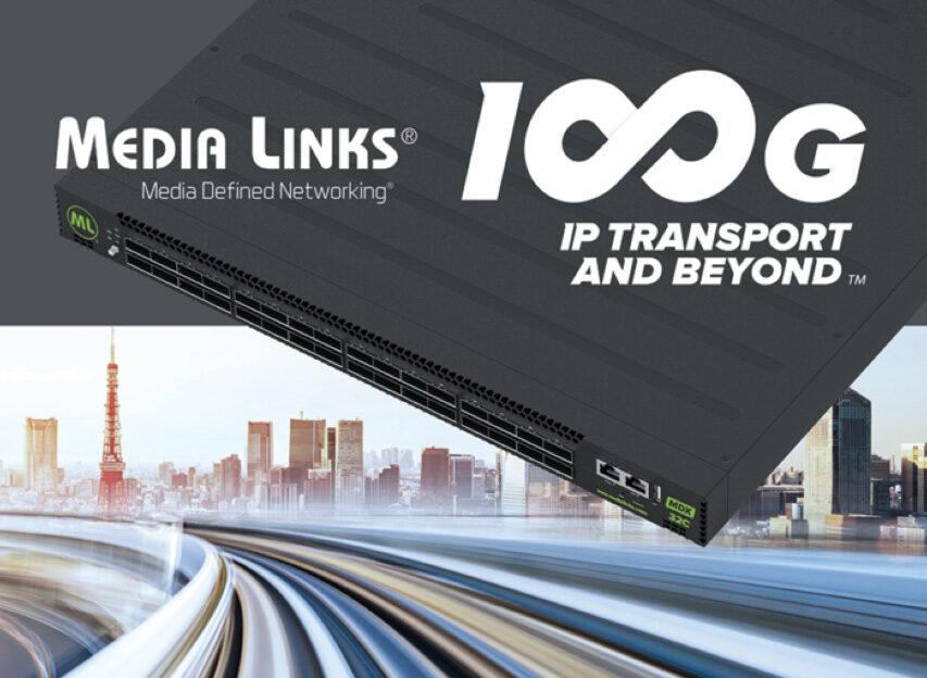 Gang i 100GB installationerne - Media Links er førende på området