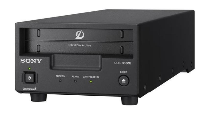 Sony er på InterBEE2019 med en ny monitor og et opdateret arkivsystem