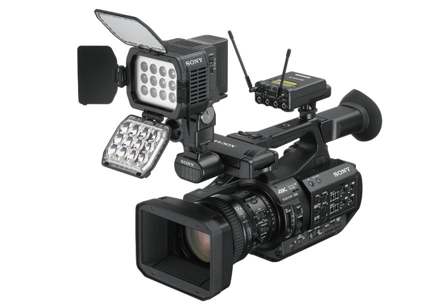 Sony rammer rigtigt med deres Z280 - ITV har lige købt 180 af slagsen