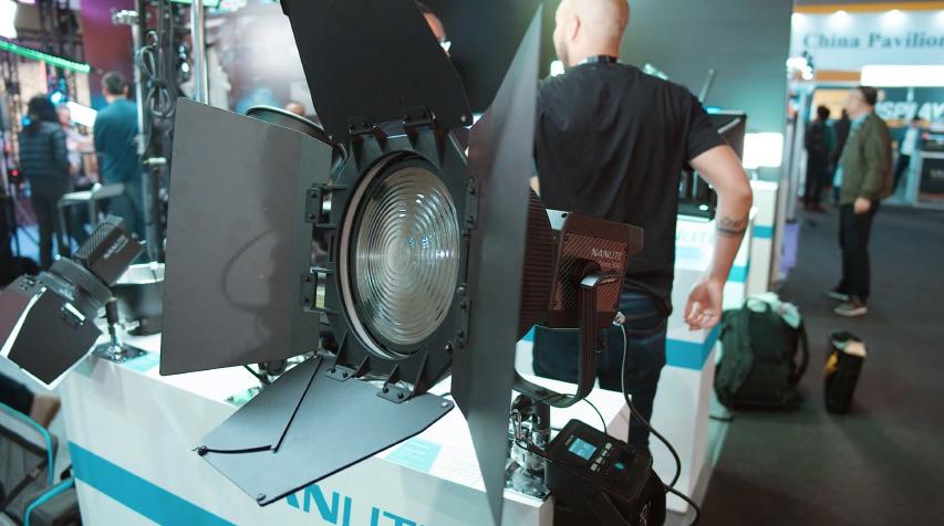 Guangdong Nanguang er ude med et par nye lamper - dem kalder de for Nanlite Forza