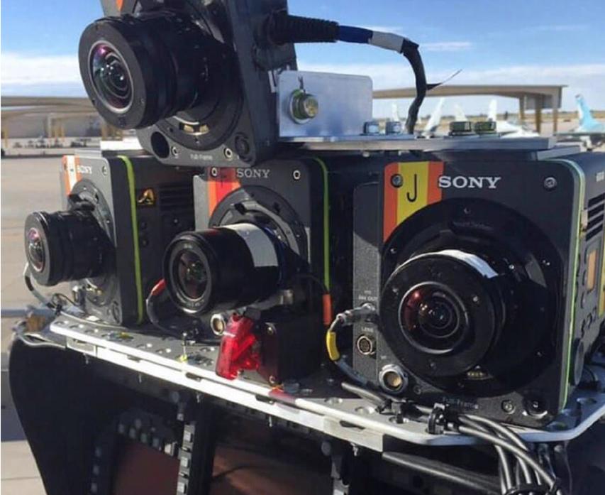 Ny TopGun film er optaget med Sigma FF primes der klipper med Zeiss Master Primes