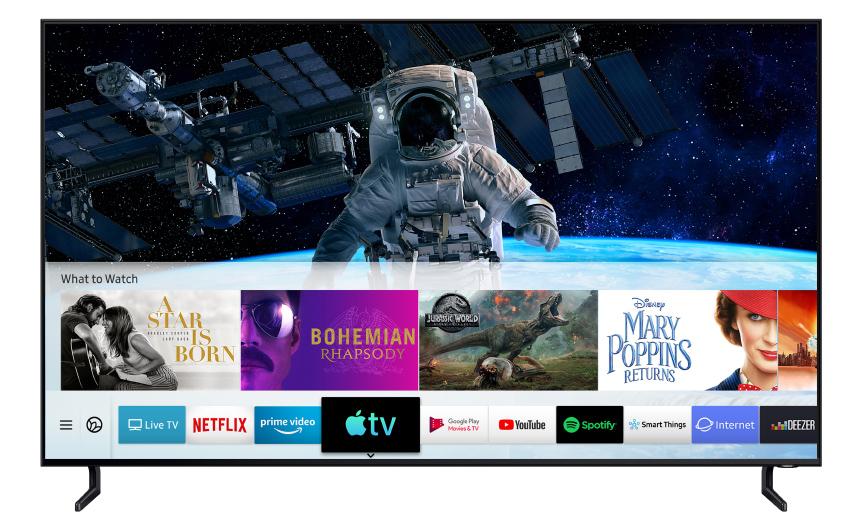 Apple TV+ kommer nu også ud på en række af de nye smart TV