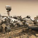 DPA hænger ud på Mars