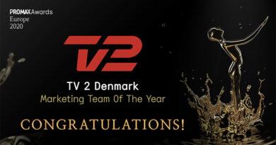 TV 2 vinder igen på Promax